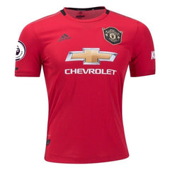 Manchester United 19/20 Home Jersey Jersey TNT Soccer Shop S Premier League No