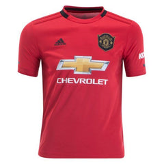Manchester United 19/20 Home Youth Kit Youth Kit TNT Soccer Shop