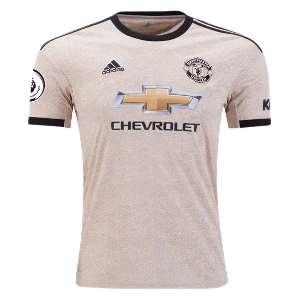 Manchester United 19/20 Away Jersey Personalized Jersey TNT Soccer Shop S Premier League No