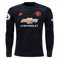 Manchester United 19/20 Third LS Jersey Personalized Jersey TNT Soccer Shop S Premier League No