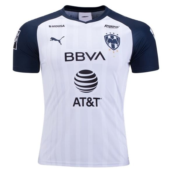 Monterrey 19/20 Away Jersey Personalized Jersey TNT Soccer Shop S None