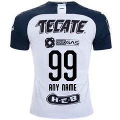 Monterrey 19/20 Away Jersey Personalized Jersey TNT Soccer Shop