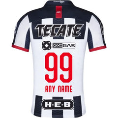 Monterrey 19/20 Home Jersey Personalized Jersey TNT Soccer Shop