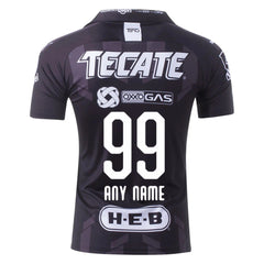 Monterrey 19/20 Third Jersey Personalized Jersey TNT Soccer Shop