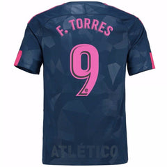 Atletico Madrid 17/18 Third Jersey Fernando Torres #9 - IN STOCK NOW - TNT Soccer Shop