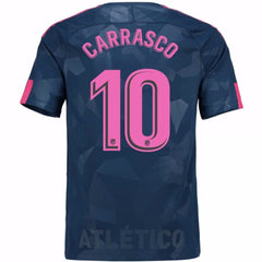 Atletico Madrid 17/18 Third Jersey Carrasco #10 Jersey TNT Soccer Shop