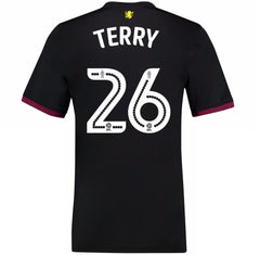 Aston Villa 17/18 Away Jersey John Terry #26