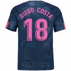 Atletico Madrid 17/18 Third Jersey Diego Costa #18 - IN STOCK NOW - TNT Soccer Shop