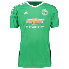 Man. United 17/18 Goalkeeper II Jersey