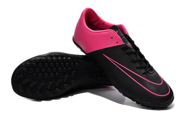 cheap for discount 69c68 c026f Mercurial Victory V Turf -Black Hyper Pink