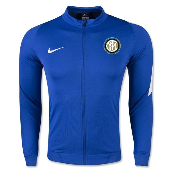 Inter Milan 17/18 Blue Track Jacket Jacket TNT Soccer Shop