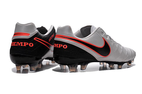 c6b2fbe6e8ec Tiempo Legend VI FG - Pure Platinum Black Orange - IN STOCK NOW - TNT Soccer