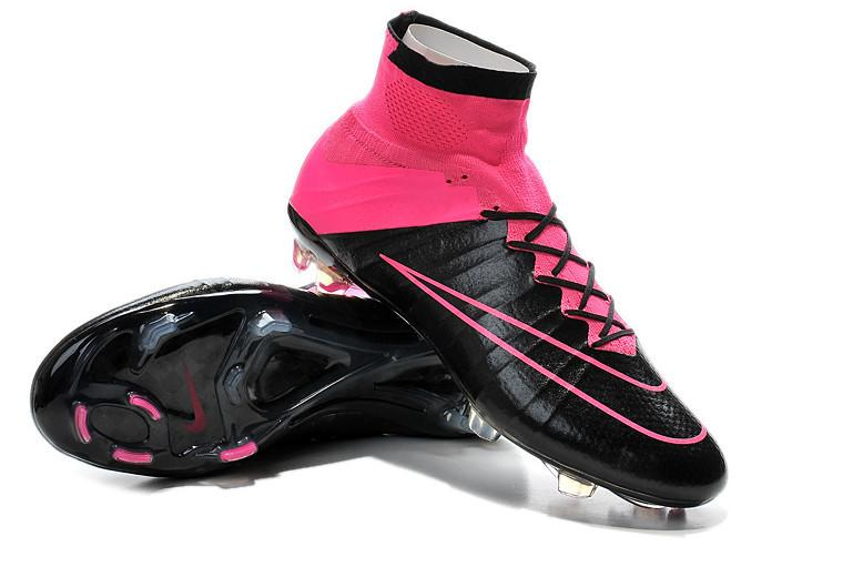 Mercurial Superfly FG - Hyper Pink & Black - IN STOCK NOW - TNT Soccer Shop