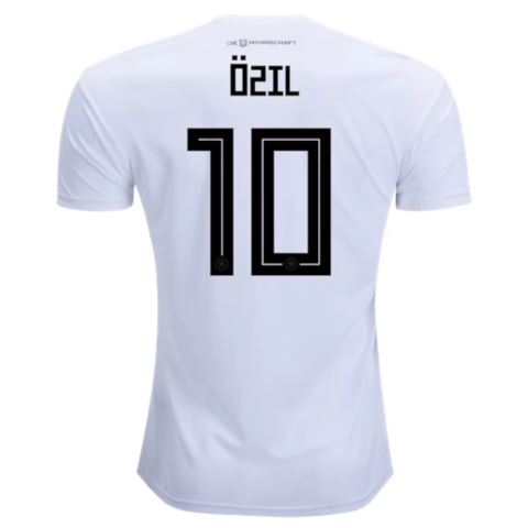 Germany 2018 Home Jersey Mesut Özil #10 Jersey TNT Soccer Shop