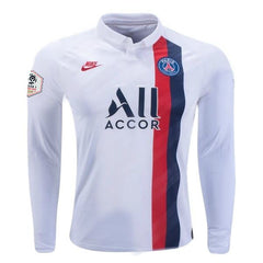 Paris Saint-Germain 19/20 Third LS Jersey Personalized Long Sleeve Jersey TNT Soccer Shop S Ligue 1 No