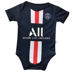 Paris Saint-Germain 19/20 Home Baby Onesie Baby Onesie TNT Soccer Shop