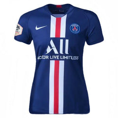 Paris Saint-Germain 19/20 Home Women's Jersey Women Jersey TNT Soccer Shop S Ligue 1 No