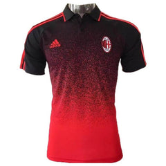 AC Milan 17/18 Polo - IN STOCK NOW - TNT Soccer Shop