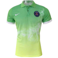 Paris Saint-Germain 17/18 Green Polo