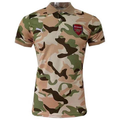 Arsenal 17/18 Camouflage Polo - IN STOCK NOW - TNT Soccer Shop