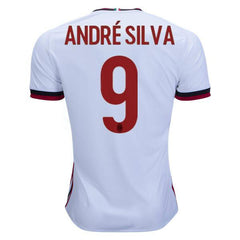 AC Milan 17/18 Away Jersey André Silva #9 - IN STOCK NOW - TNT Soccer Shop