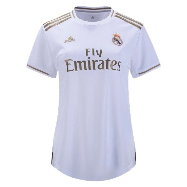 Real Madrid 19/20 Home Women's Jersey Women Jersey TNT Soccer Shop