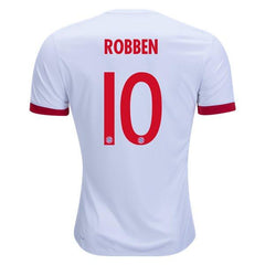 Bayern Munich 17/18 Third Jersey Robben #10 - IN STOCK NOW - TNT Soccer Shop