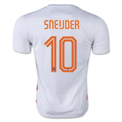 Netherlands 15-16 Away Jersey Sneijder #10 - IN STOCK NOW - TNT Soccer Shop