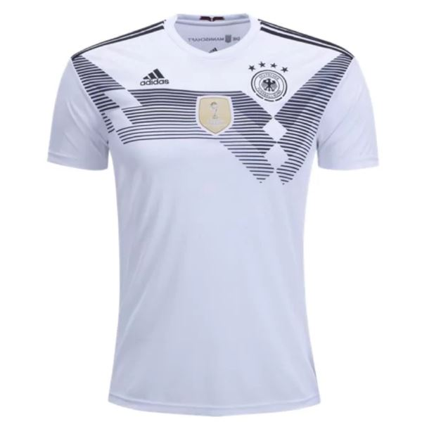 Germany 2018 Home Jersey Jersey TNT Soccer Shop