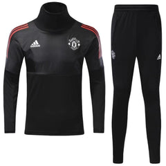 Man. United 17/18 Black Tracksuit