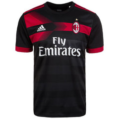 AC Milan 17/18 Third Jersey Personalized - IN STOCK NOW - TNT Soccer Shop