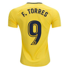Atletico Madrid 17/18 Away Jersey Fernando Torres #9 - IN STOCK NOW - TNT Soccer Shop