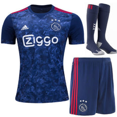 Ajax 17/18 Away Full Kit Adult Kit TNT Soccer Shop