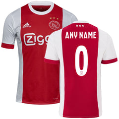 Ajax 17/18 Home Jersey Personalized Jersey TNT Soccer Shop