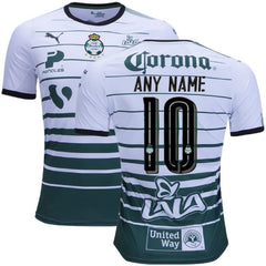 Santos Laguna 17/18 Home Jersey Personalized Jersey TNT Soccer Shop