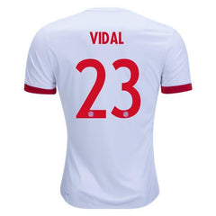 Bayern Munich 17/18 Third Jersey Vidal #23 - IN STOCK NOW - TNT Soccer Shop