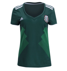 Mexico 2018 Home Women's Jersey Women Jersey TNT Soccer Shop