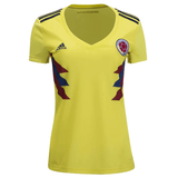 Colombia 2018 Home Women's Jersey Women Jersey TNT Soccer Shop