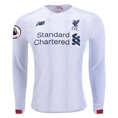 Liverpool 19/20 Away LS Jersey Personalized - IN STOCK NOW - TNT Soccer Shop