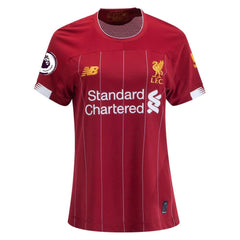 Liverpool 19/20 Home Women's Jersey Women Jersey TNT Soccer Shop S Premier League No