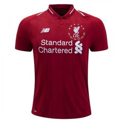 Liverpool 18/19 Six Times Champions Collection Jersey Jersey TNT Soccer Shop