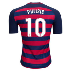 USA 2017 Gold Cup Jersey Pulisic #10
