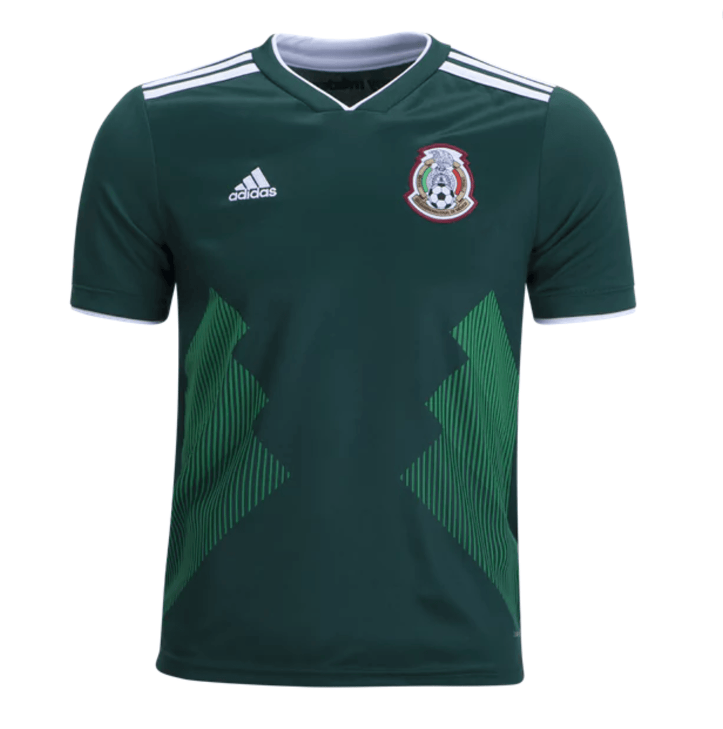 e510552a527 Mexico 2018 Home Youth Kit – TNT Soccer Shop