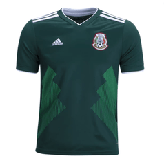 Mexico 2018 Home Youth Kit