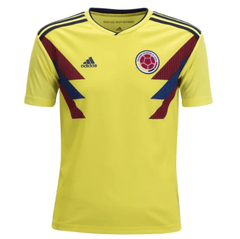 Colombia 2018 Home Youth Kit Youth Kit TNT Soccer Shop