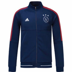 Ajax 17/18 Blue Jacket - IN STOCK NOW - TNT Soccer Shop
