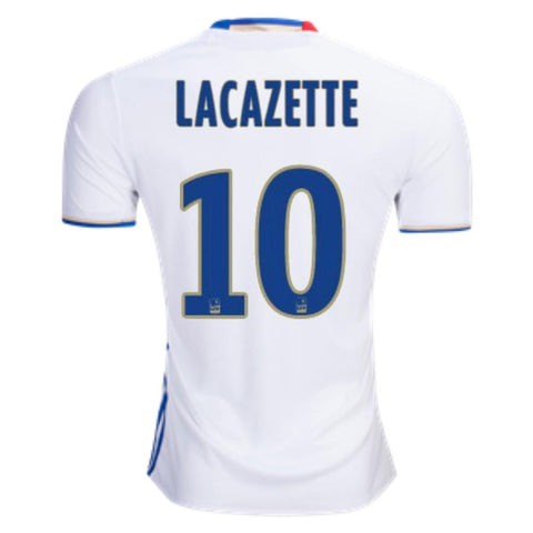 Olympique Lyonnais 16/17 Home Jersey Lacazette #10 - IN STOCK NOW - TNT Soccer Shop