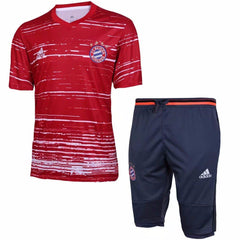 Bayern Munich 2017 Red Training Kit - IN STOCK NOW - TNT Soccer Shop