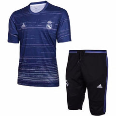 Real Madrid 2017 Dark Purple Training Kit - IN STOCK NOW - TNT Soccer Shop