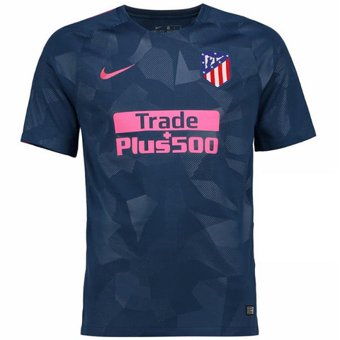 huge selection of a687c b97c1 Atletico Madrid 17/18 Third Jersey Griezmann #7